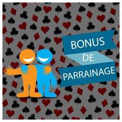Bonus de parrainage des casinos en ligne